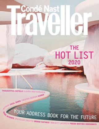Conde Nast Traveller Jun 2020