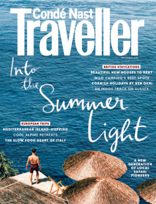Conde Nast Traveller September 2020