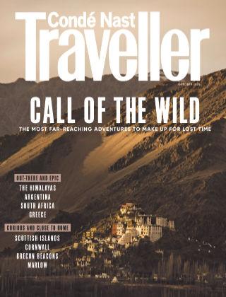 Conde Nast Traveller October 2020