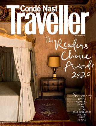 Conde Nast Traveller November 2020