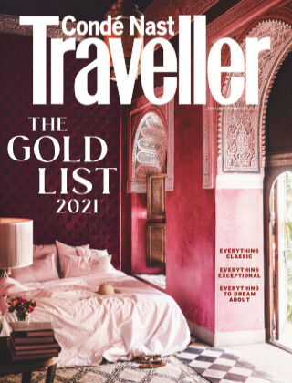 Conde Nast Traveller Jan Feb 21