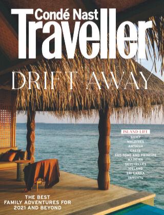Conde Nast Traveller May 2021