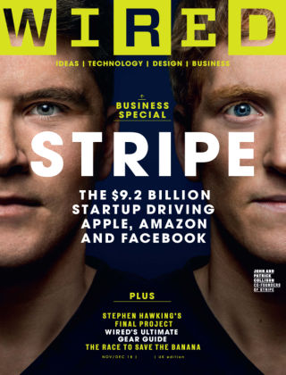 Wired - UK Nov / Dec 2018
