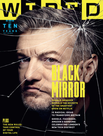 Wired - UK April 11, 2019 00:00