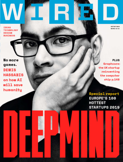 Wired - UK August 08, 2019 00:00
