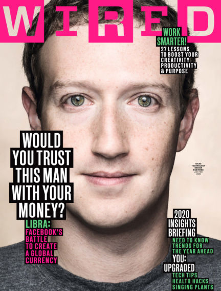 Wired - UK December 05, 2019 00:00