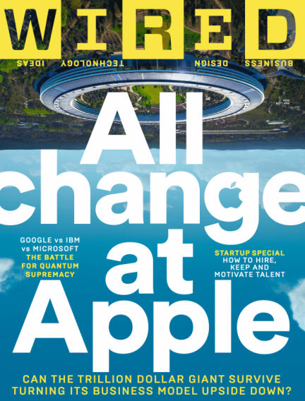Wired - UK April 09, 2020 00:00