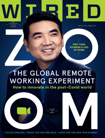 Wired - UK August 06, 2020 00:00