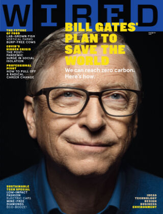 Wired - UK Mar April 2021