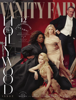 Vanity Fair - UK Hollywood '18
