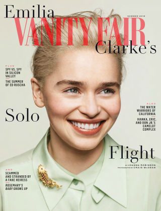 Vanity Fair - UK Summer 2018