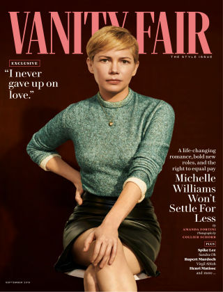 Vanity Fair - UK September 2018