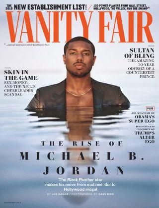 Vanity Fair - UK November 2018