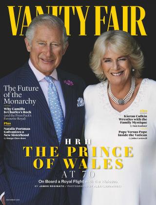 Vanity Fair - UK December 2018