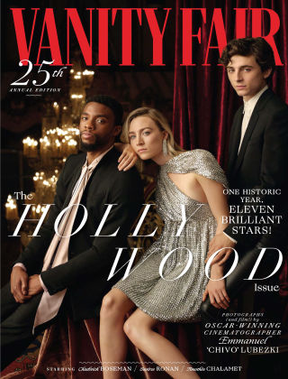 Vanity Fair - UK Hollywood 2019