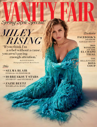 Vanity Fair - UK Mar 2019