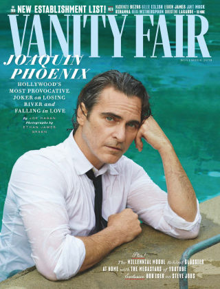 Vanity Fair - UK Nov 2019