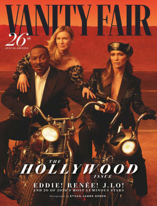 Vanity Fair - UK Hollywood 2020