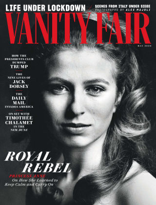Vanity Fair - UK May 2020