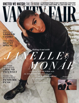 Vanity Fair - UK Jun 2020