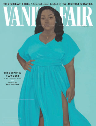Vanity Fair - UK September 2020