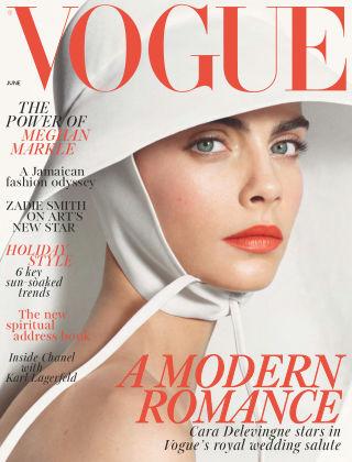 Vogue June 2018