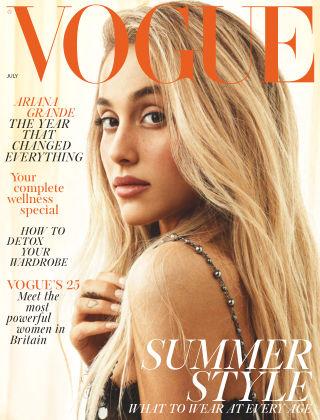 Vogue July 2018
