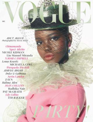 Vogue December 2018