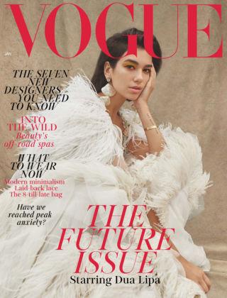 Vogue January 2019