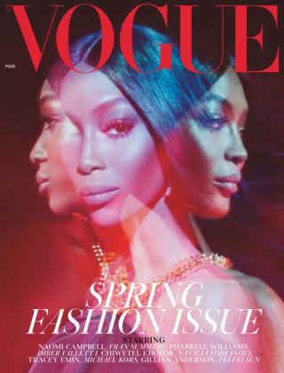 Vogue March 2019