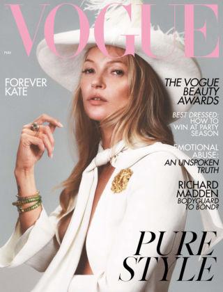 Vogue May 2019