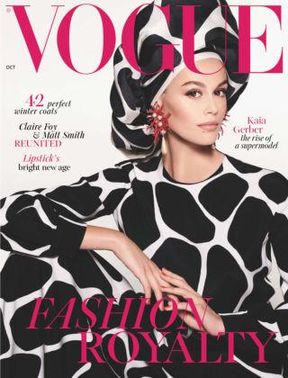 Vogue October 2019