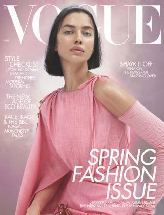 Vogue March 2020