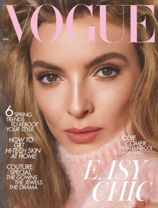 Vogue April 2020