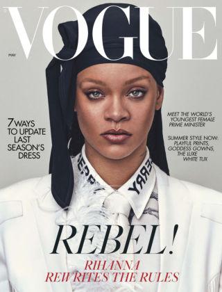 Vogue May 2020