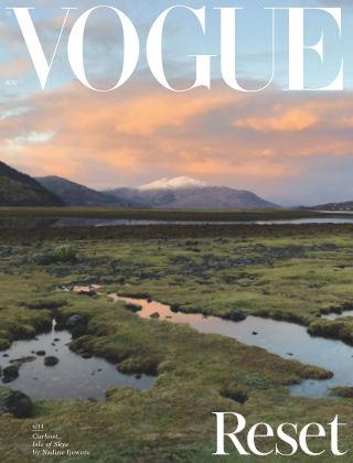 Vogue August 2020