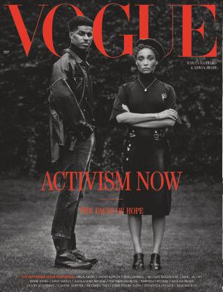 Vogue September 2020