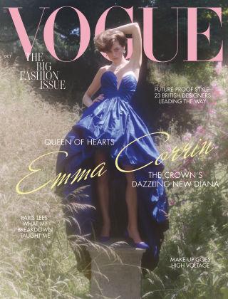 Vogue October 2020