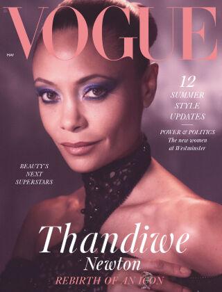 Vogue May 2021