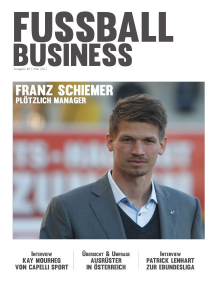 FUSSBALL BUSINESS May 05, 2017 00:00