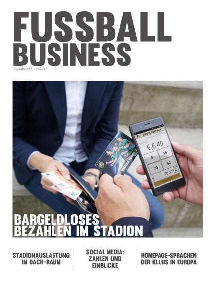 FOOTBALL BUSINESS Magazine June 16, 2017 00:00