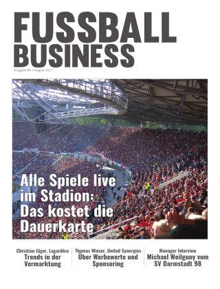 FUSSBALL BUSINESS #4