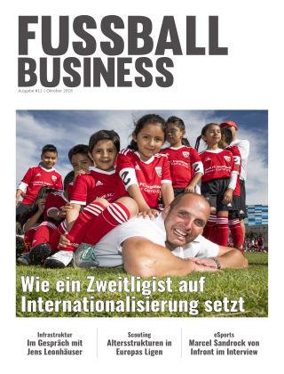 FUSSBALL BUSINESS #12