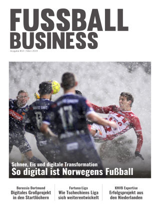 FUSSBALL BUSINESS #14