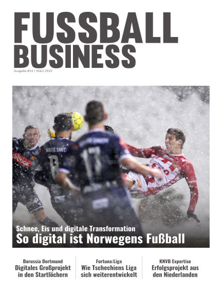 FUSSBALL BUSINESS