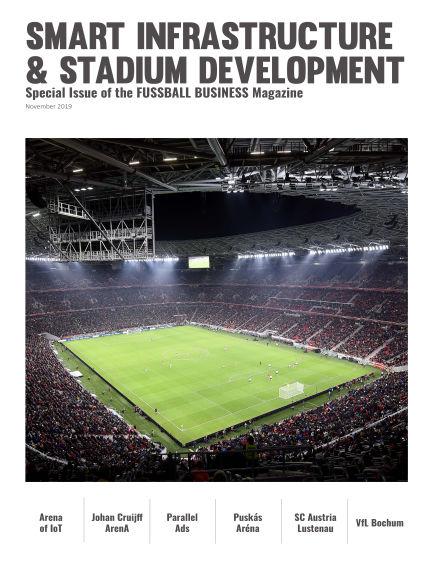 FOOTBALL BUSINESS Magazine November 26, 2019 00:00