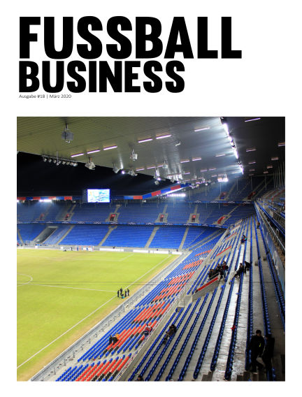FOOTBALL BUSINESS Magazine March 09, 2020 00:00
