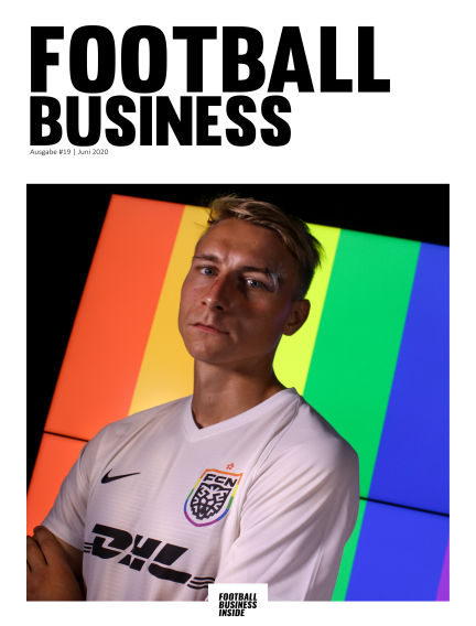 FOOTBALL BUSINESS Magazine June 10, 2020 00:00