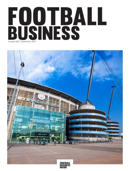 FOOTBALL BUSINESS Magazine September 15, 2020 00:00