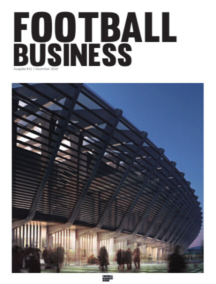 FOOTBALL BUSINESS Magazine December 07, 2020 00:00